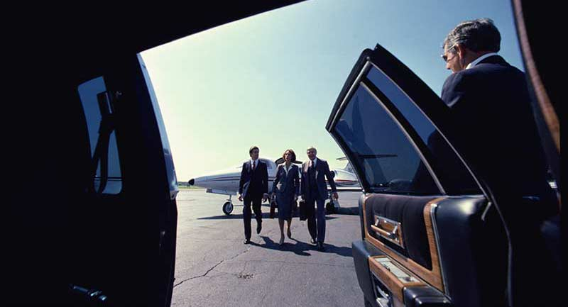 Limousine Services for Private Aviation in Kansas City