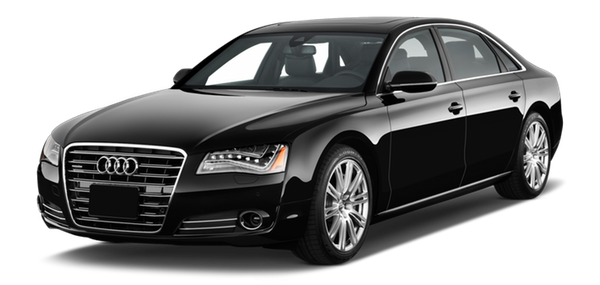 Audi A8L with Executive Package