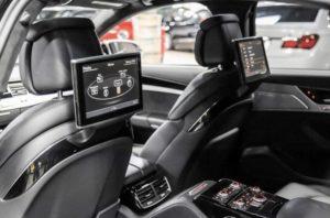 Audi A8L Interior 3