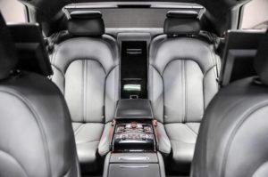 Interior Audi A8L